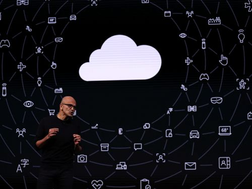 A Microsoft cloud exec says what sets Azure apart from rivals like Amazon and Google is 'trust' and that it's never 'focused on competing with our customers'