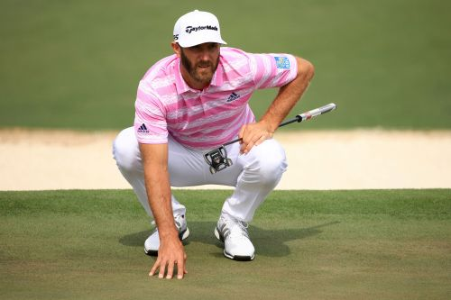 Dustin Johnson gets Masters reality check during first round