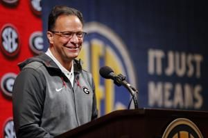The Latest: Barnes expects to finish career at Tennessee