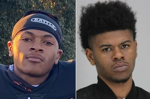 Suspect arrested in fatal shooting of football recruit Tony Evans Jr