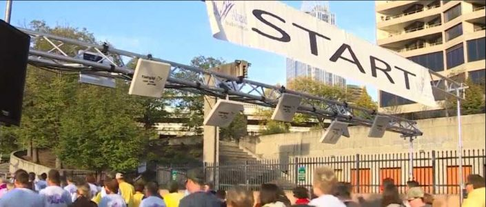 Thousands gather at Sawyer Point for Walk Ahead for a Brain Tumor Cure