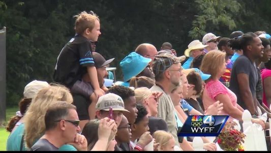 Carolina Panthers won't hold training camp at Wofford College this year