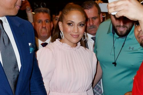 Jennifer Lopez casually steps out in $68K date-night outfit