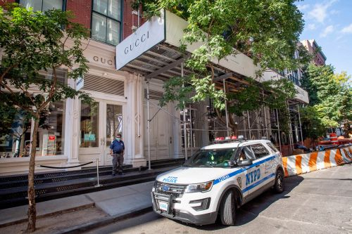 Stealing Soho: Luxury retailers terrorized by shoplifting mobs