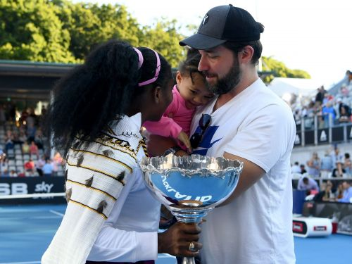 Alexis Ohanian and Serena Williams' daughter, Olympia, just became the youngest team owner in pro sports