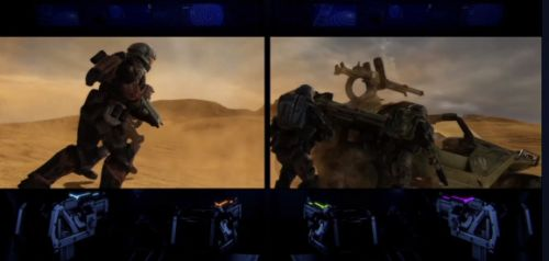Halo: Fireteam Raven takes 4-player co-op into arcades