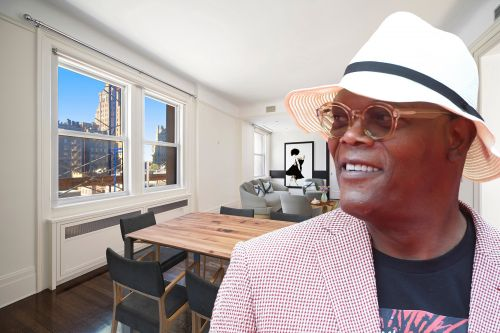 Samuel L. Jackson lists Upper East Side home for $13M
