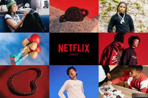 Netflix Online Shop to Sell Products Tied to Shows Like 'Lupin'