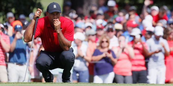 Tiger Woods lists his all-time Mount Rushmore of golf and it includes Tiger Woods