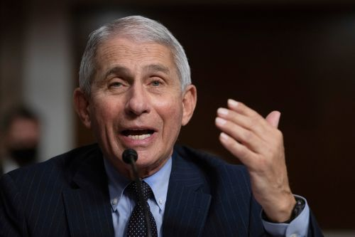 Fauci says older adults 'substantial proportion' of COVID-19 hospitalizations