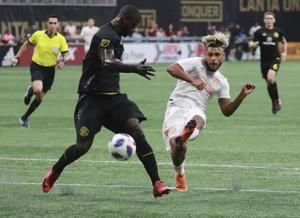 Josef Martinez ties MLS single-season record with 27th goal