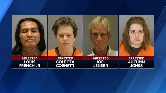 Police: 4 arrested in connection with August homicide