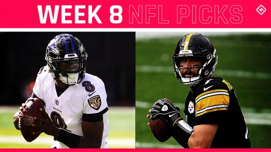 NFL expert picks, predictions for Week 8 straight up