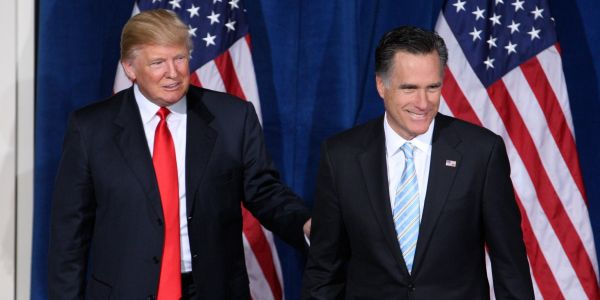 Mitt Romney says he's 'sickened' by Trump's 'dishonesty and misdirection' after reading the Mueller report