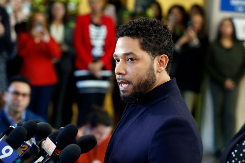 'Empire' spotted filming at same location where Jussie Smollett said he was attacked