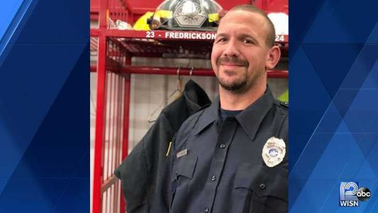 Wisconsin firefighter injured after gun accidentally goes off inside burning building
