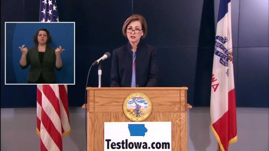 Reynolds hosts COVID-19 news conference after easing more restrictions