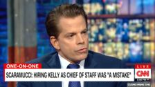 Anthony Scaramucci Is Still Bitter About Being Fired By John Kelly