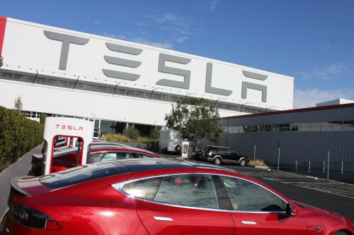 Leaked email reveals 2 Tesla employees have tested positive for COVID-19