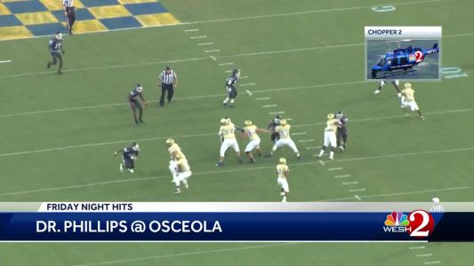 Osceola takes down defending state champs