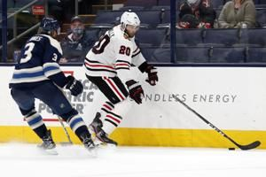 Blackhawks push for playoff spot after active trade deadline