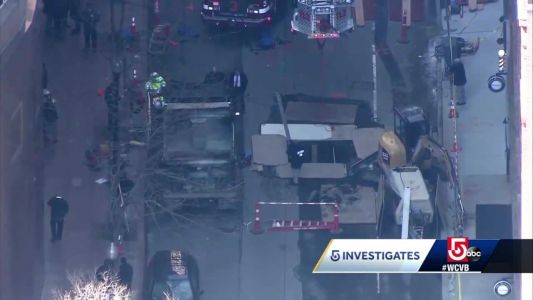 How did company in fatal trench collapse get Boston permit?