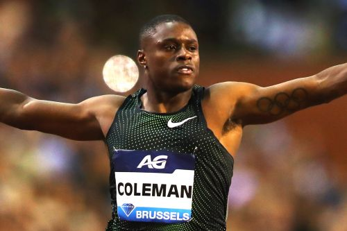 Christian Coleman stops showing up for drug tests ahead of Olympics