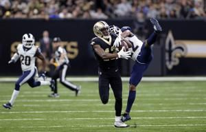 "Rams CB Marcus Peters to Saints coach Payton: ""Keep talking"""