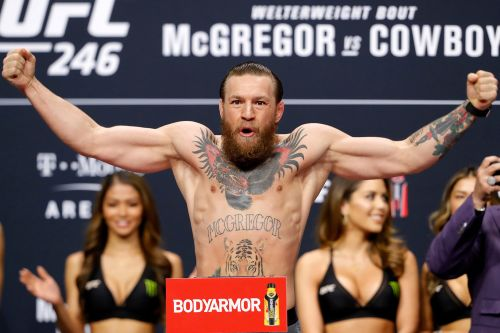 UFC 246: Conor McGregor's return is massive payday that keeps giving