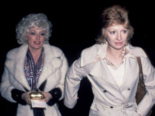Dolly Parton denies reports that she's in a same-sex relationship with her longtime best friend