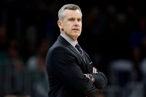 Bulls tap Billy Donovan to guide rebuild as their new head coach