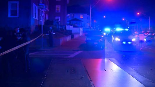Two dead in Boston shooting, stabbing 30 minutes apart