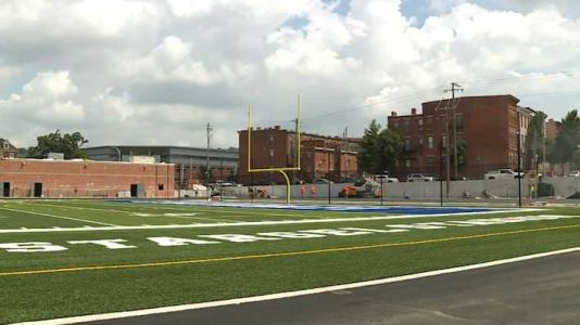 Newly constructed Stargel Stadium prepares for first varsity football game