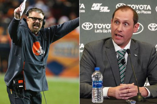 The Jets' coaching staff is a volcano waiting to blow