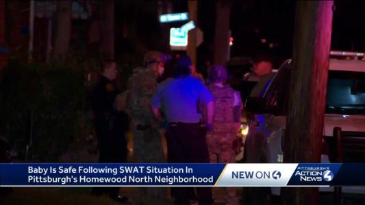Baby safe following SWAT situation in Homewood North