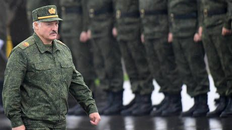 With increased support from Moscow following Minsk political crisis, Belarus has become a 'military district' of Russia - Estonia