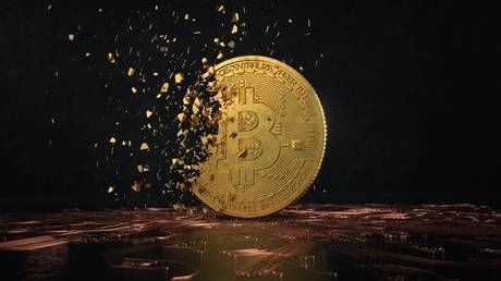 Bitcoin sell-off wipes out $100 billion from crypto market in just two days