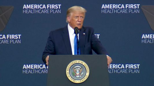 President Trump: Millions of Medicare beneficiaries to receive $200 card to pay for prescriptions