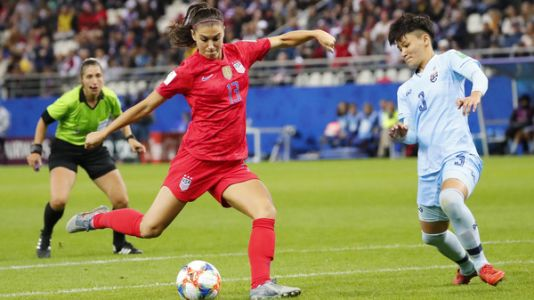 Women's World Cup: First Week Brings Big Wins, Gorgeous Goals - And Some Controversy