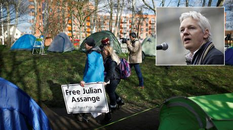 Assange blasts court for preventing communication with lawyers, alleges legal team is being SPIED on