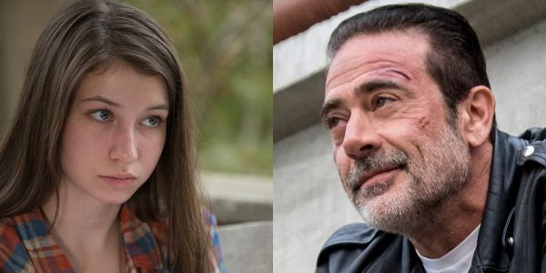 'The Walking Dead's' Katelyn Nacon says Enid won't be happy Negan's free