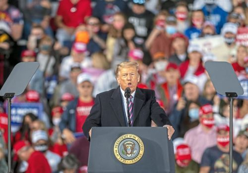Trump shifts focus to Pennsylvania to shore up reelection