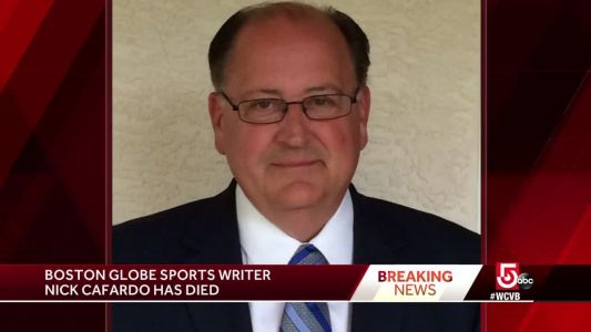 Longtime Boston Red Sox journalist dies at spring training