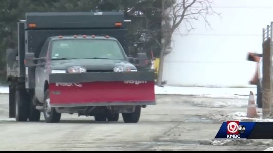 Kansas City says street crews trying to keep up with every winter storm