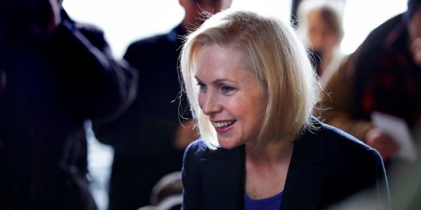 Kirsten Gillibrand officially announces she's running for president in 2020