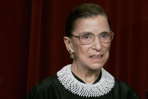 Ruth Bader Ginsburg worked out the day after she broke three ribs