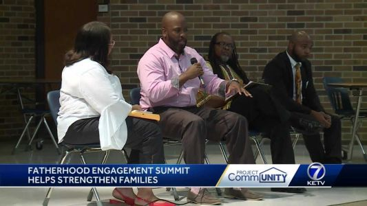 Black Men United hosts Fatherhood Engagement Summit
