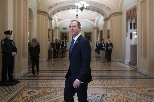Schiff: Trump lawyers 'deathly afraid' of impeachment witnesses