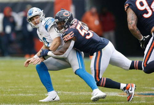 For Danny Trevathan, staying safe in the pandemic is every Bears' responsibility