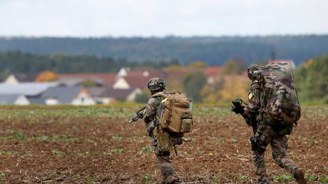 US to send 500 extra troops to Germany 'as early as fall', Pentagon chief says, as Berlin praises 'strong signal of solidarity'